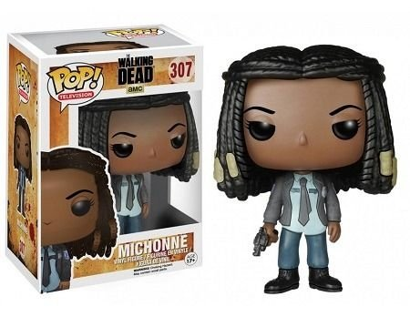 Bonecos Funko Pop Brasil - The Walking Dead - Michonne