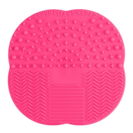 Luv Brush Pad Rosa Quadrado