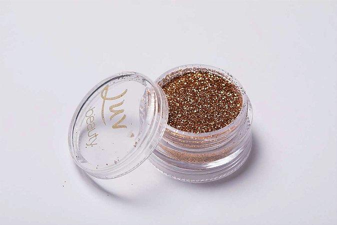 Glitter Golden - cor 163