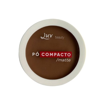 Pó Compacto Brown Luv Beauty