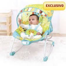 Cadeira Bebê Descanso Musical Vibratória Mastela 6904