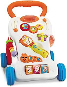 Andador Didático Musical Songs - Baby Style