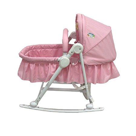 Repouseira Sonéquinha Rosa - Baby Style