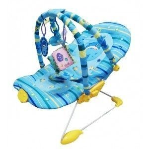 Cadeira de Descanso Balaggio Color Baby  Azul