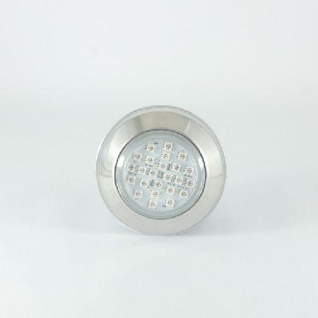 Refletor Power LED SMD 5,5W Inox Brustec