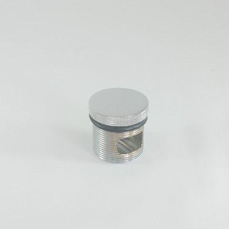 Plug Dreno Banheira Metal Cromado M33 Sanspray