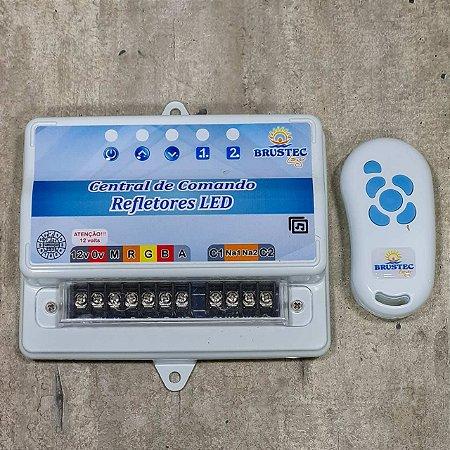 Comando Brustec para LED 72W