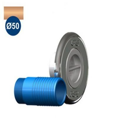 Dispositivo PRATIC INOX cano 50 Sodramar