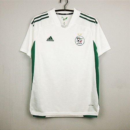 Camisa Argélia 2020-21 (Home-Uniforme 1)