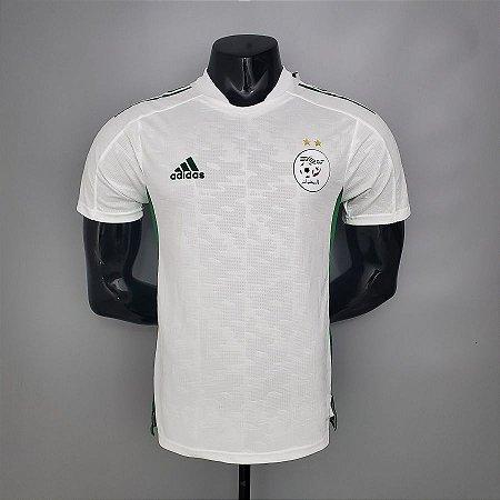 Camisa Argélia 2020-21 (Home-Uniforme 1) - Modelo Jogador