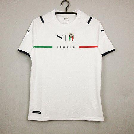 Camisa Itália 2021-22 (Away-Uniforme 2)