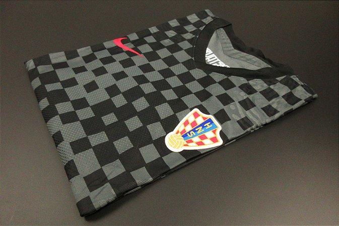 Camisa Croácia 2020-21 (Away-Uniforme 2) - Modelo Jogador