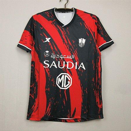 Camisa Al-Ahli Saudi 2020-21 (Fourth-Uniforme 4)