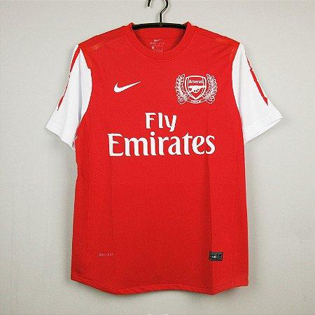 Camisa Arsenal 2011-2012 (Home-Uniforme 1)