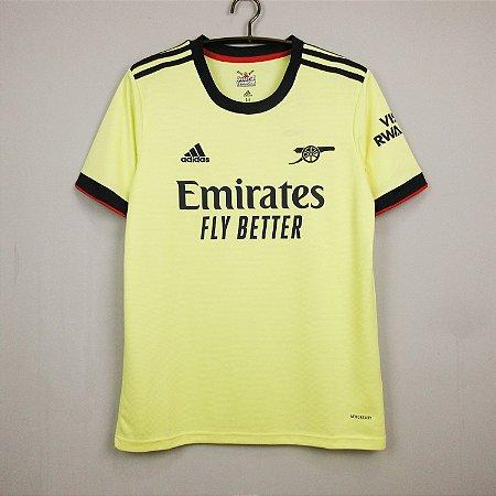 Camisa Arsenal 2021-22 (Away-Uniforme 2)