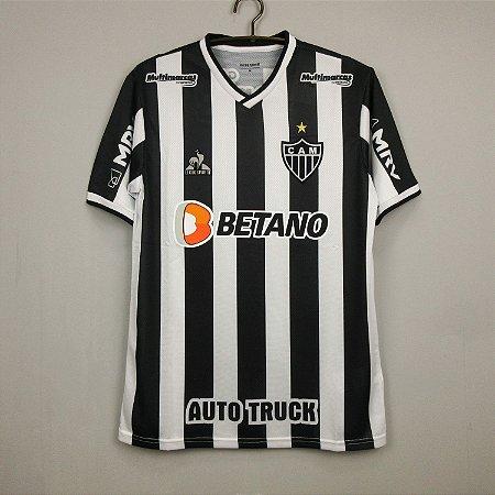 Camisa Atlético-MG 2021-22 (Home-Uniforme 1)