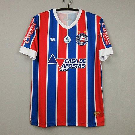 Camisa Bahia 2021-22 (Away-Uniforme 2)