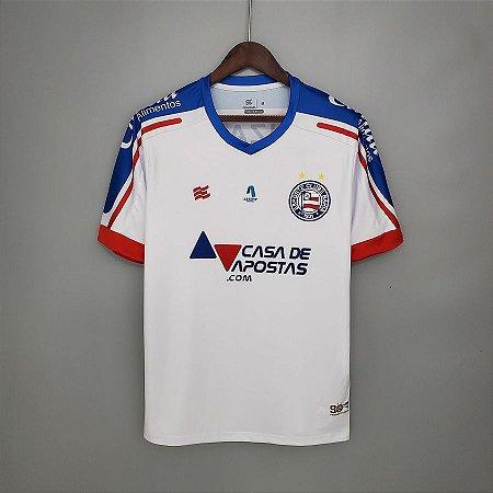 Camisa Bahia 2021-22 (Home-Uniforme 1)