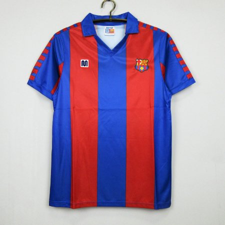 Camisa Barcelona 1982-84 (Home-Uniforme 1)
