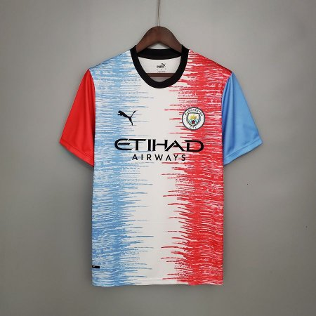 Camisa Manchester City Design-A-Kit-Contest  2020-21