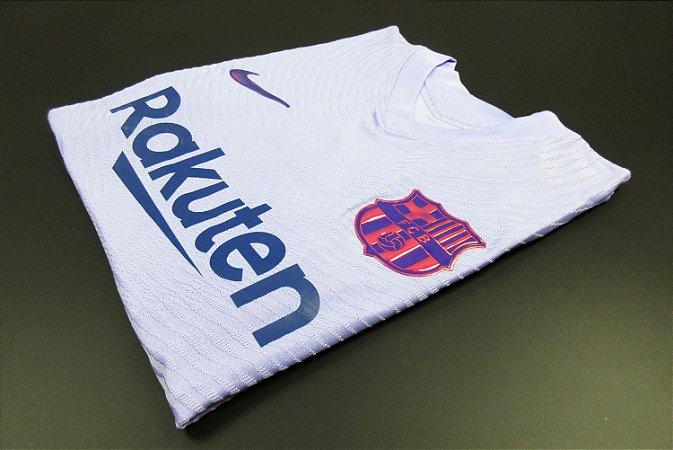 Camisa Barcelona 2021-22 (Away-Uniforme 2) - Modelo Jogador