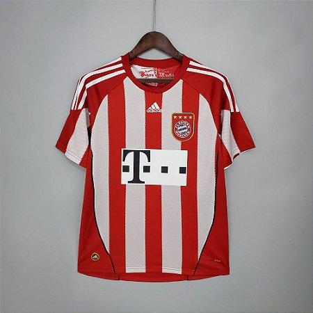 Camisa Bayern Munich 2010-2011 (Home-Uniforme 1)
