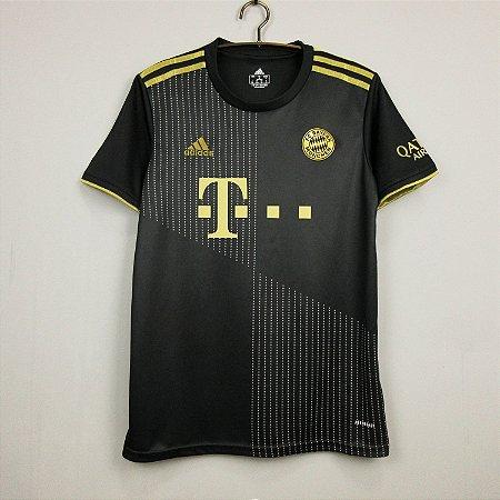 Camisa Bayern Munich 2021-22 (Away-Uniforme 2)