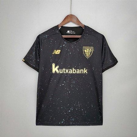 Camisa Athletic Bilbao 2021-22  (goleiro)
