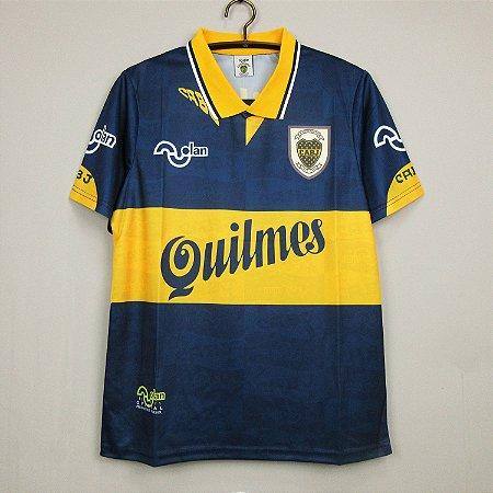 Camisa Boca Juniors 1995-1997 (Home-Uniforme 1)
