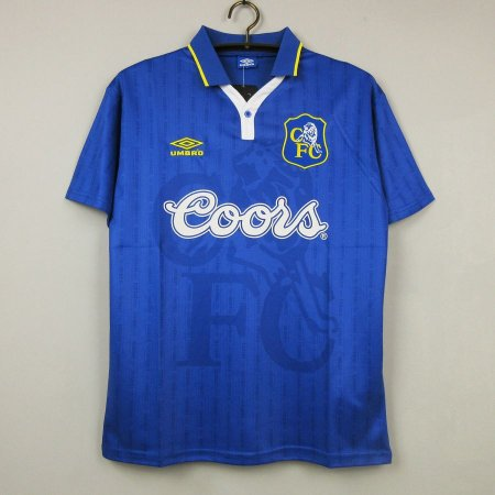 Camisa Chelsea 1996-1997 (Home-Uniforme 1)
