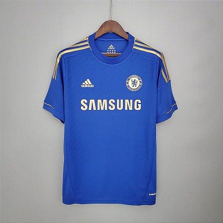 Camisa Chelsea 2012-2013 (Home-Uniforme 1)