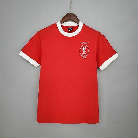 Camisa Liverpool 1965