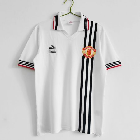 Camisa Manchester United 1975-1980 (Away-Uniforme 2)