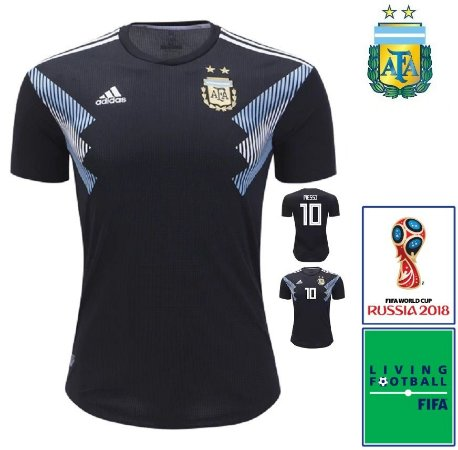 Camisa Argentina 2018-19 (Away-Uniforme 2) - Climachill