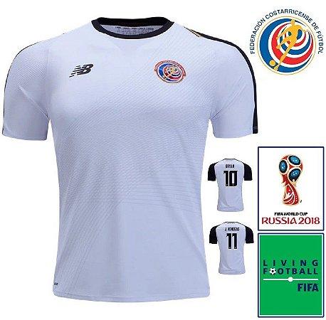 db913be7bb Camisa Costa Rica 2018-19 (Away-Uniforme 2) -