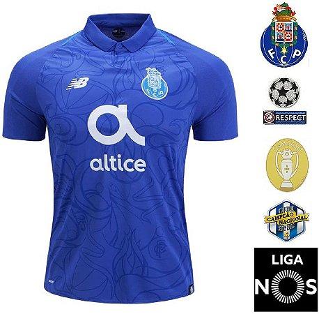 e7c07edb96835 Camisa Porto 2018-19 (Third-Uniforme 3) - ACERVO DAS CAMISAS