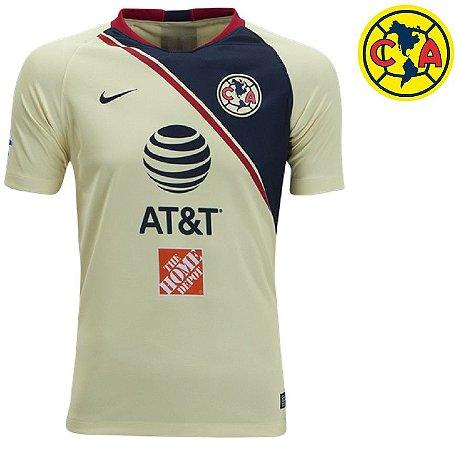 Camisa America 2018-19 (Home-Uniforme 1) -