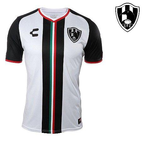 6ad715572e Camisa Club de Cuervos 2018-19 (Home-Uniforme 1) -