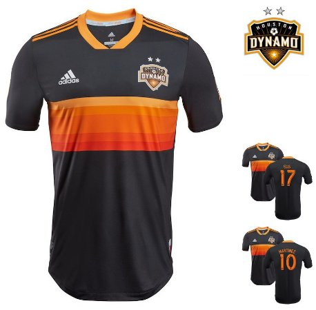 premium selection de0a9 87390 Camisa Houston Dynamo 2018-19 (Away-Uniforme 2) -