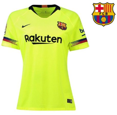 41b532d783 Camisa Barcelona 2018-19 (Away-Uniforme 2) -