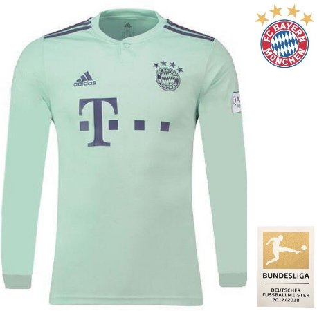 57f718d9d Camisa Bayern Munich 2018-19 (Away-Uniforme 2) -