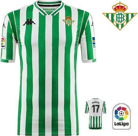 ffa81f2b8d Camisa Betis 2018-19 (Home-Uniforme 1) - ACERVO DAS CAMISAS