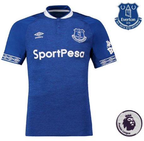 7bd21ff84e Camisa Everton 2018-19 (Home-Uniforme 1) - ACERVO DAS CAMISAS
