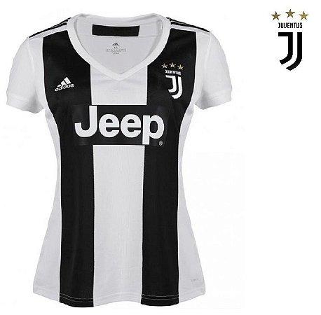 5ddcda18b5acf Camisa Juventus 2018-19 (Home-Uniforme 1) -