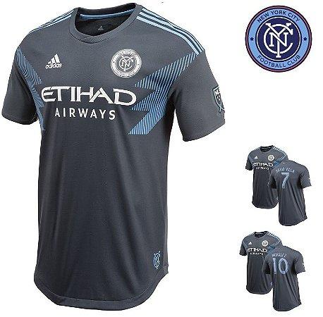 3486d1721 Camisa New York City 2018-19 (Away-Uniforme 2) -