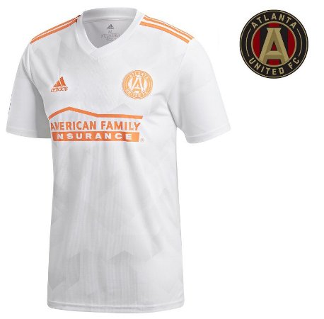ea65434f42 Camisa Atlanta United 2018-19 (Away-Uniforme 2) -