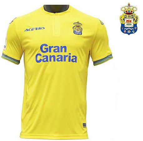 28ccfa7003 Camisa Las Palmas 2018-19 (Home-Uniforme 1) - ACERVO DAS CAMISAS