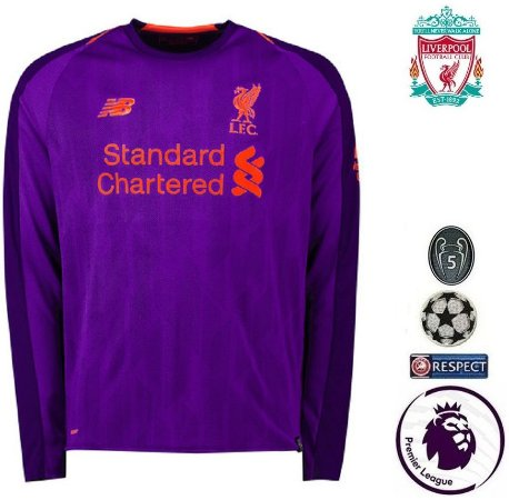 ef426d97a Camisa Liverpool 2018-19 (Away-Uniforme 2) -