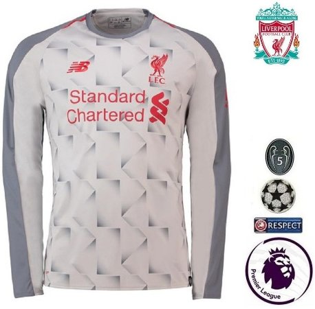 f5edec869 Camisa Liverpool 2018-19 (Third-Uniforme 3) -