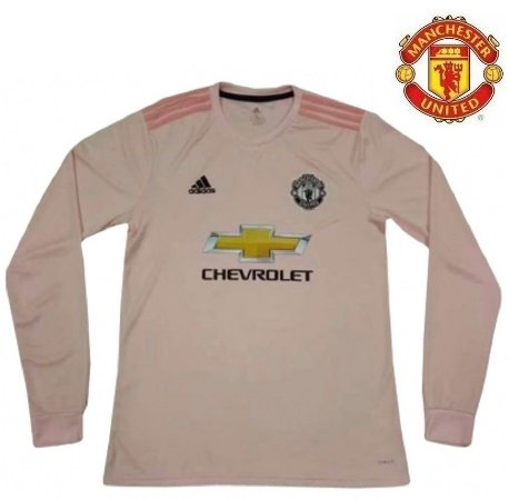 484285e236356 Camisa Manchester United 2018-19 (Away-Uniforme 2) -